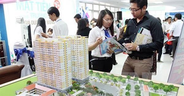 Dix mois: Hausse du nombre de nouvelles entreprises creees dans le secteur de l'immobilier hinh anh 1