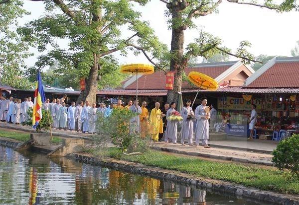 Thai Binh: le festival de la pagode Keo reconnu patrimoine culturel national hinh anh 1