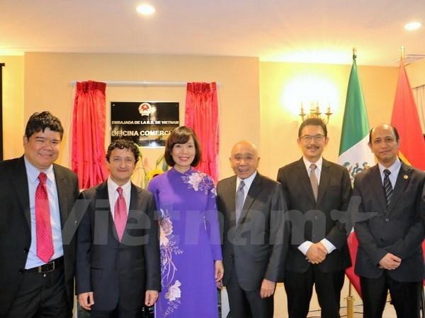 Le Mexique apprecie le role de l'APEC dans le libre-echange hinh anh 1