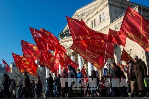 La Revolution russe de 1917, une revolution de portee universelle hinh anh 2