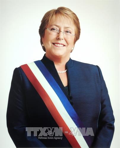 La presidente du Chili attendue au Vietnam hinh anh 1