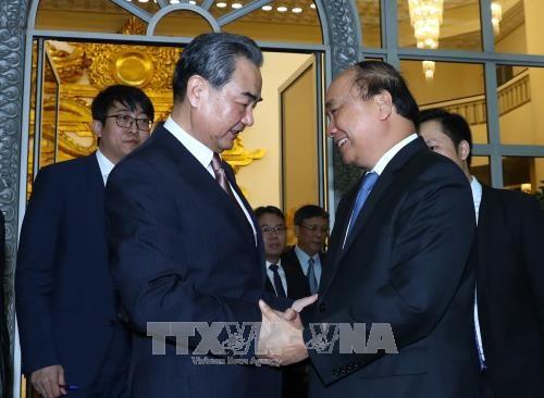 Pour dynamiser le partenariat de cooperation strategique integrale Vietnam-Chine hinh anh 2