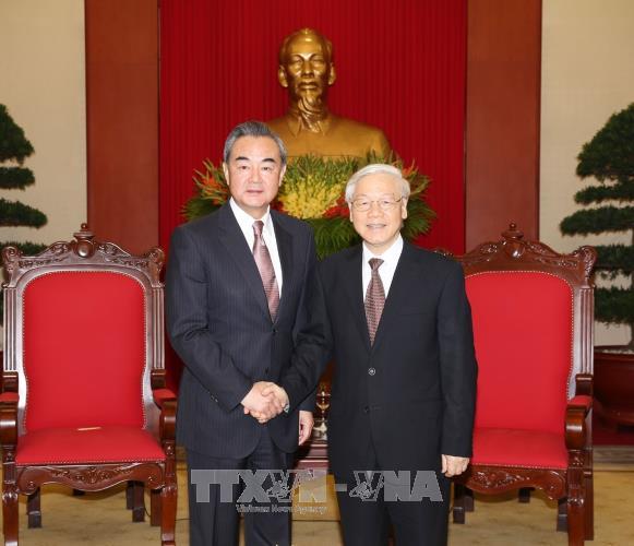 Pour dynamiser le partenariat de cooperation strategique integrale Vietnam-Chine hinh anh 1