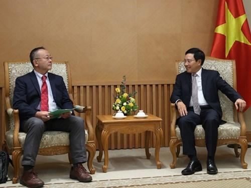 APEC 2017 : le Vietnam recoit la declaration du RSCD-AP hinh anh 1