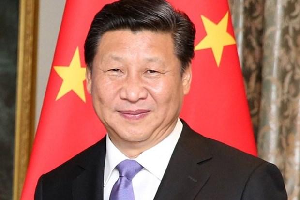 Le secretaire general et president chinois Xi Jinping attendu au Vietnam hinh anh 1