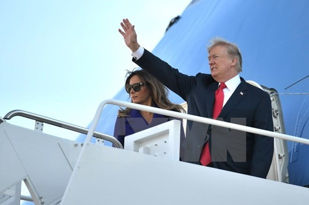 Bientot la visite d'Etat du president americain au Vietnam hinh anh 1
