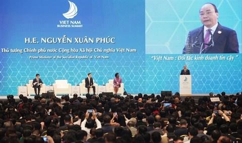 APEC 2017 : le VBS met en lumiere les performances du Vietnam hinh anh 1