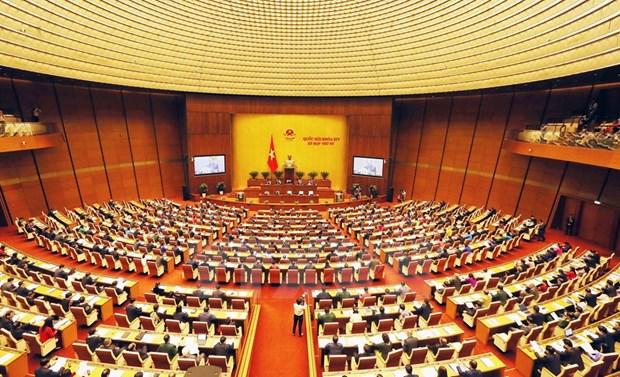 AN: adoption de la Resolution sur le developpement socio-economique de 2018 hinh anh 1