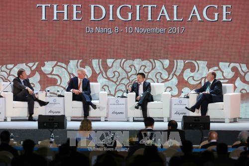 APEC 2017 : les technologies renforcent les capacites des ressources humaines hinh anh 1