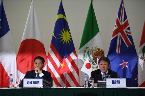 Les pays de l'Asie-Pacifique trouvent un accord de libre-echange sans les Etats-Unis hinh anh 1