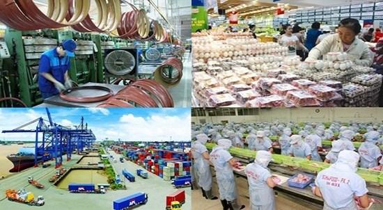 L'economie nationale maintient une croissance appreciable hinh anh 1
