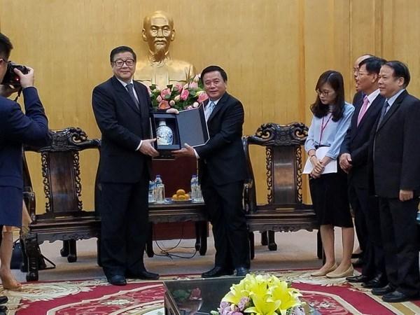 Les academiciens vietnamiens et chinois cultivent leurs liens hinh anh 1