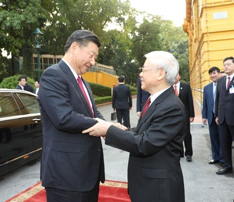 La presse chinoise souligne la visite d'Etat au Vietnam du president Xi Jinping hinh anh 1