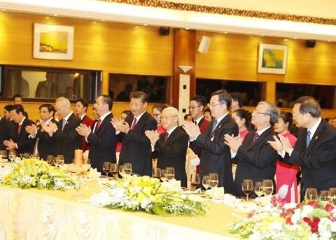 La presse chinoise souligne la visite d'Etat au Vietnam du president Xi Jinping hinh anh 3
