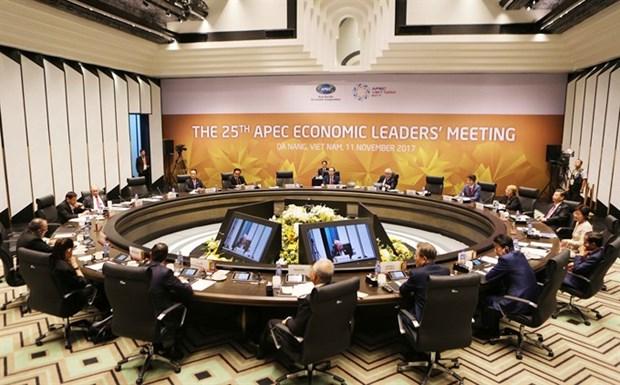 L'APEC 2017 est un
