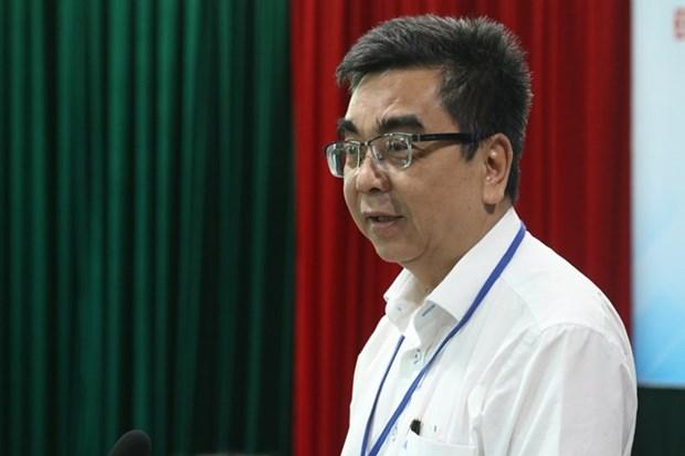 Un professeur vietnamien installe en qualite de membre d'une academie francaise hinh anh 1