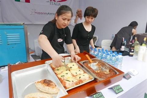 A la decouverte de la culture italienne au cœur de Hanoi hinh anh 3