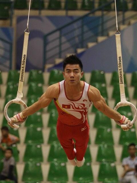 Le gymnaste Pham Phuoc Hung, les fruits de la passion hinh anh 2