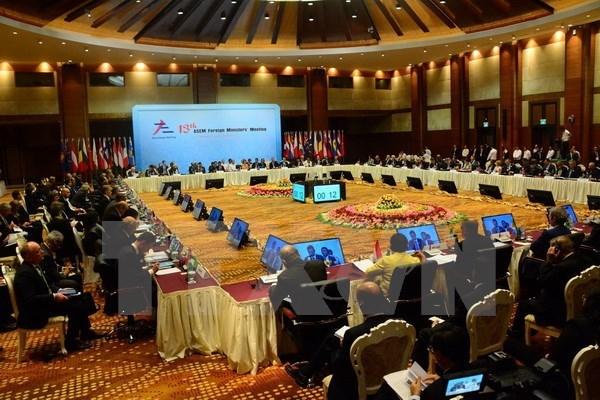 Plaidoyer vietnamien pour un ASEM pionnier de la cooperation multilaterale hinh anh 1