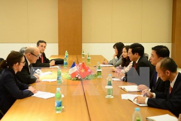 Les pays veulent renforcer leur cooperation multiforme avec le Vietnam hinh anh 2