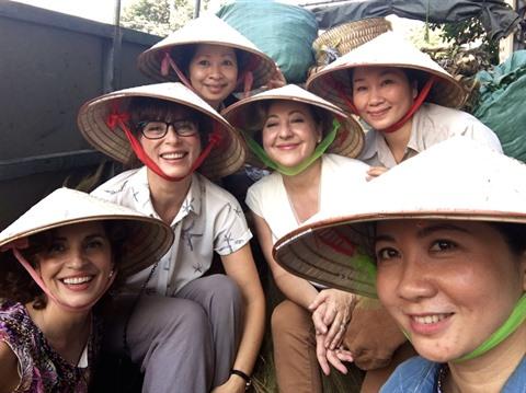 Le Vietnam pour decor d'une comedie romantique espagnole hinh anh 2