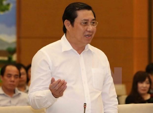 L'application d'un avertissement contre un dirigeant de Da Nang hinh anh 1