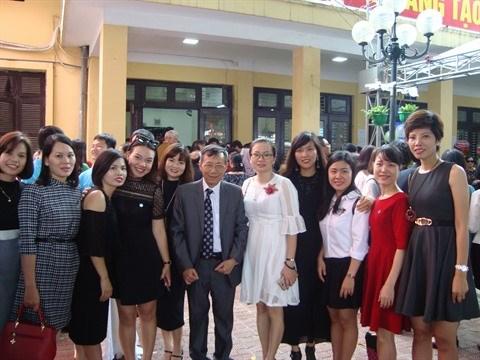 Le Departement de francais de l'Universite de Hanoi souffle ses 50 bougies hinh anh 3