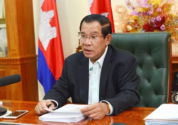 L'Assemblee nationale du Cambodge supprime 55 deputes du CNRP hinh anh 1