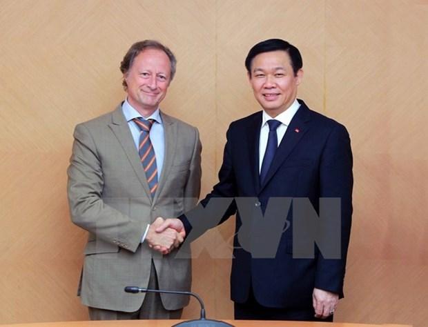 Pour stimuler la signature de l'Accord de libre-echange Vietnam-UE hinh anh 1