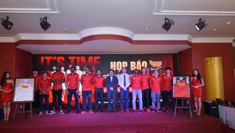 Basketball : Saigon Heat reve du titre de champion d'Asie du Sud hinh anh 1