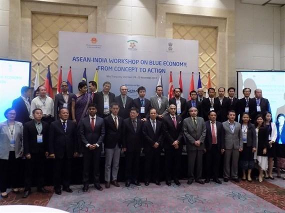 Colloque ASEAN-Inde : economie bleue – de conception a action hinh anh 1