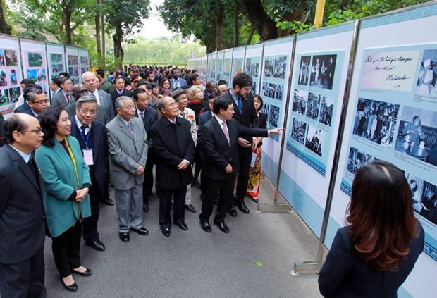 Le Vietnam celebre les 30 ans de la resolution de l'UNESCO sur le President Ho Chi Minh hinh anh 2