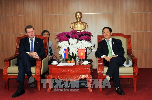 Le Vietnam et la Slovaquie boostent leur cooperation commerciale et d'investissement hinh anh 1