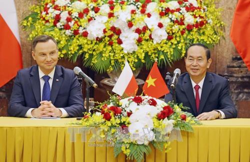 Cooperation commerciale et d'investissement efficace Vietnam-Pologne hinh anh 1