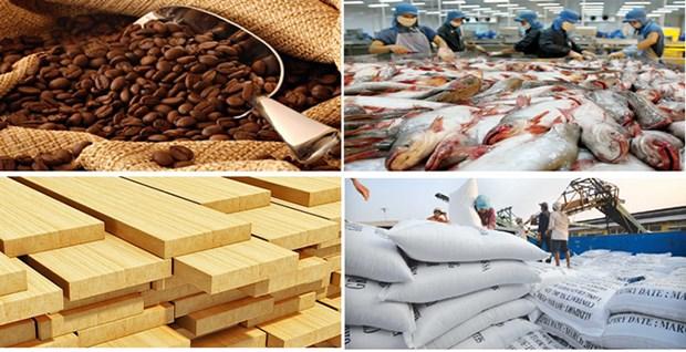 Agriculture: excedent commercial de pres de 8 milliards de dollars hinh anh 1
