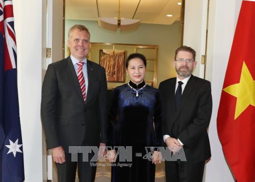Le Vietnam et l'Australie renforcent leur partenariat integral rehausse hinh anh 1