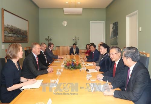 Le Vietnam et l'Australie renforcent leur partenariat integral rehausse hinh anh 2