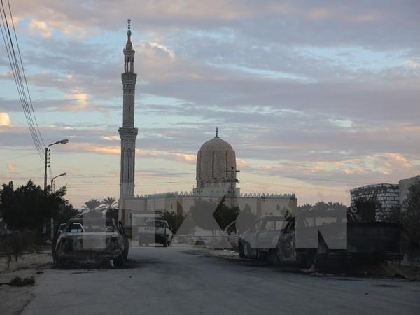 Le Vietnam condamne fermement l'attentat terroriste au Sinai (Egypte) hinh anh 1