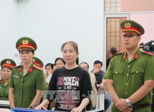 Peine confirmee dans le proces pour propagande contre l'Etat hinh anh 1