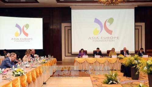 Le Conseil des gouverneurs de l'ASEF se reunit a Da Nang hinh anh 1