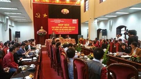 Lancement du Prix national de l'information pour l'etranger 2017 hinh anh 2