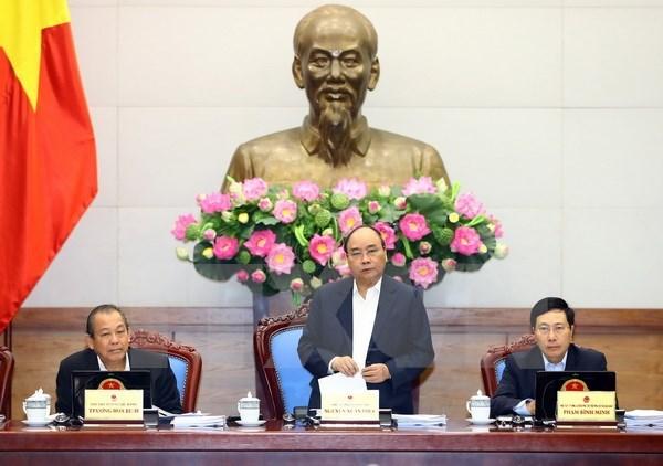 Le PM demande de materialiser les promesses gouvernementales hinh anh 1