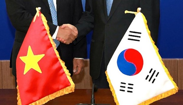 Cooperation Ho Chi Minh-Ville - R. de Coree dans l'education hinh anh 1