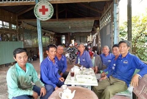 Ils construisent des maisons pour les plus demunis a Dong Thap Muoi hinh anh 2