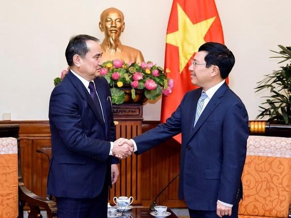 Developpement des relations Vietnam-Kazakhstan hinh anh 1