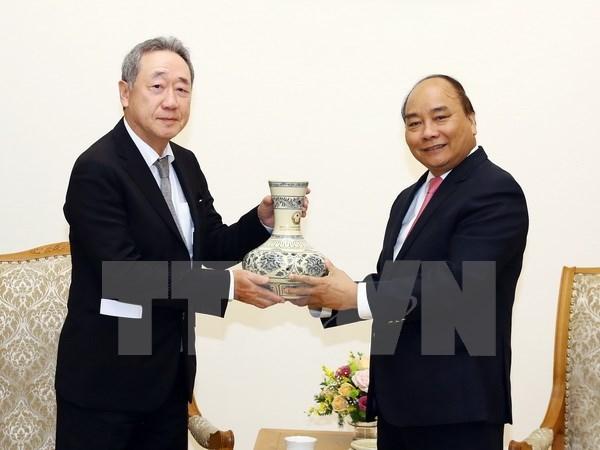 Le PM promet des conditions favorables pour les investisseurs sud-coreens hinh anh 1