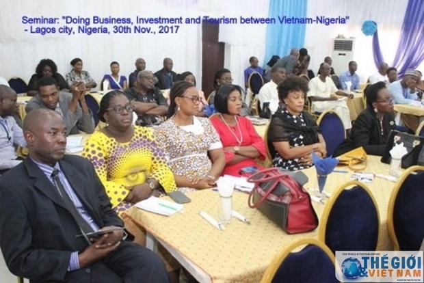 Des groupes nigerians cherchent de nouvelles opportunites commerciales avec le Vietnam hinh anh 1
