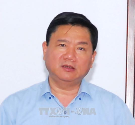 Suspension de ses obligations et droits de depute de Dinh La Thang hinh anh 1