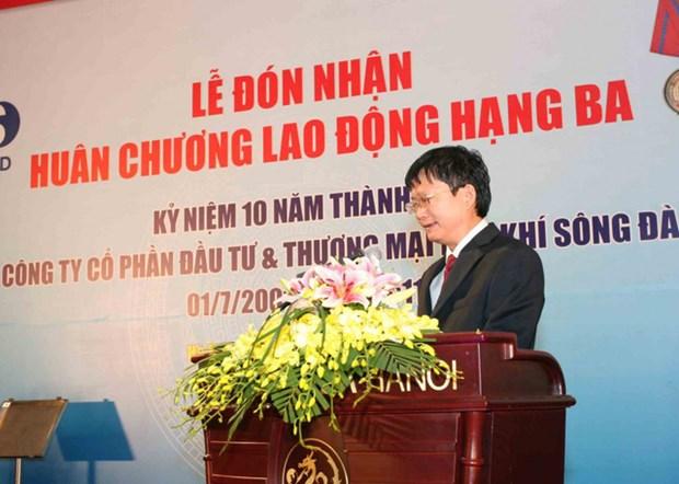 Le directeur de Petro Song Da Trading & Investment JSC arrete hinh anh 1