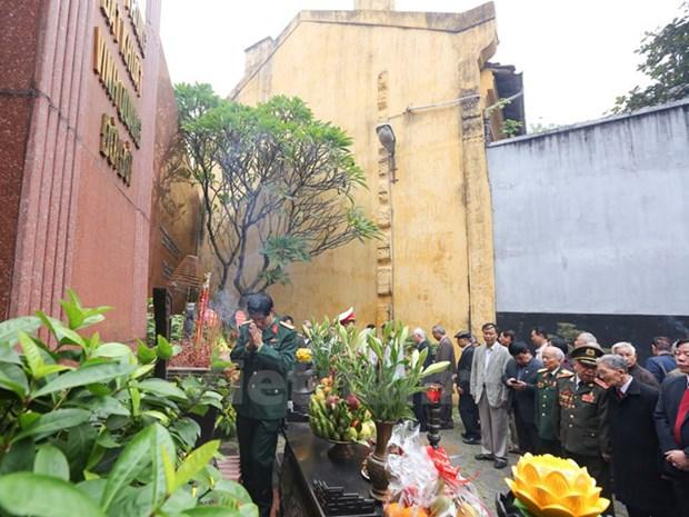 Victoire de Hanoi-Dien Bien Phu aerien : A la recherche des memoires hinh anh 3